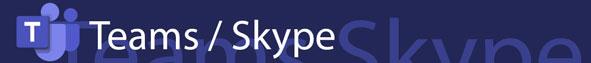 آموزش مایکروسافت تیمز و اسکایپ