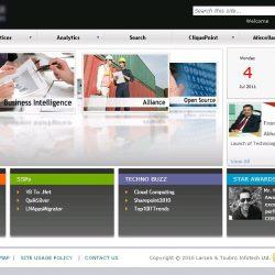 فعال سازی و تغییر قالب Master page