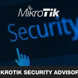 امنیت در میکروتیک - جلوگیری از هک شدن میکروتیک