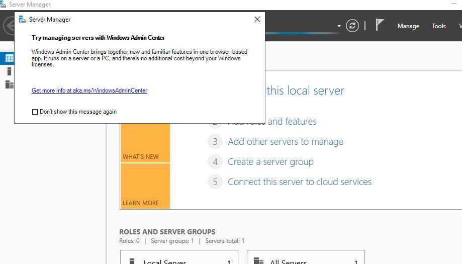 windows admin center چیست و چه کاربردی دارد؟
