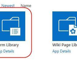 معرفی مخزن فرم و ساختار XML در شیرپوینت